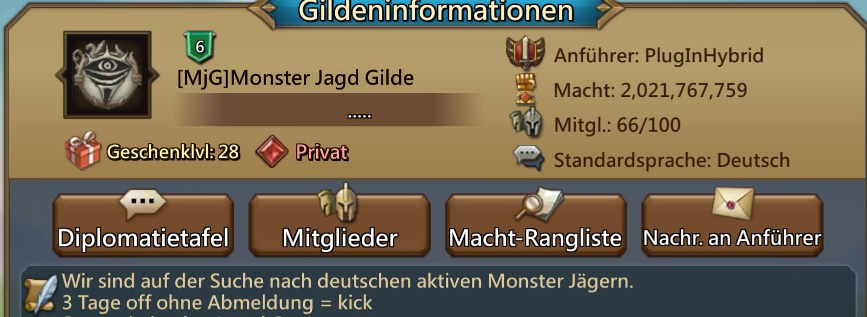 Lords mobile monsterjagd