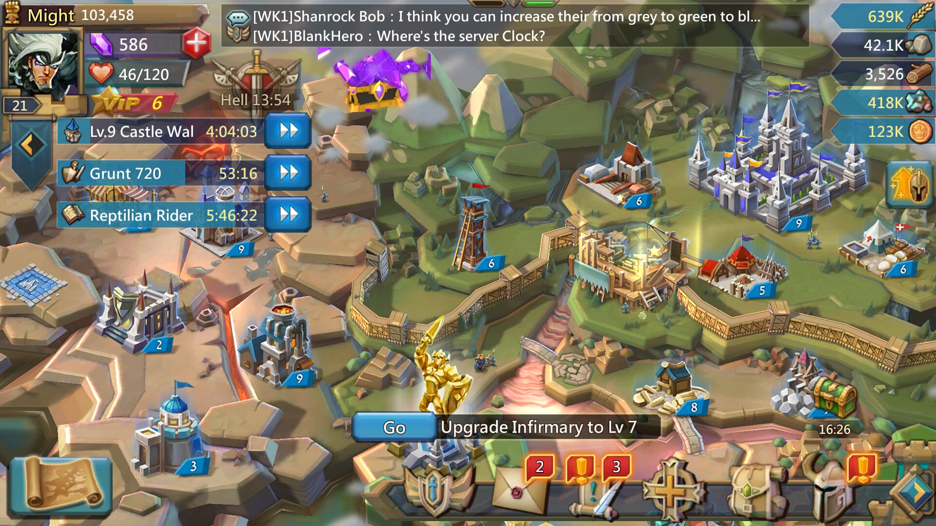 How to restart lords mobile | lord mobile hack apk  2019-04-10